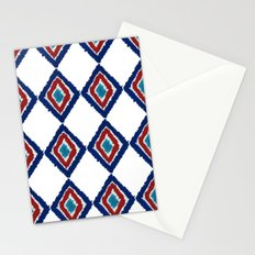 ETHNIC PATTERN Stationery Cards