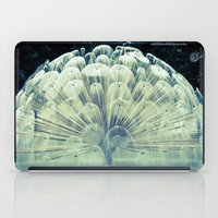 oslo iPad Cases featuring Fountain in Oslo by Davide Carnevale