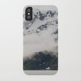 Alaska Glacier Bay National Park iPhone Case