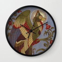 Simurgh 2 Wall Clock