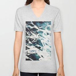Dark Sea Unisex V-Neck