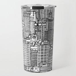 New York View 3 Travel Mug
