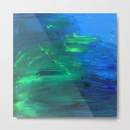 Pour Away the Ocean Metal Print
