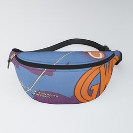 cartel GWR Air Service Fanny Pack