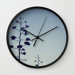 hawaii moon, maui Wall Clock