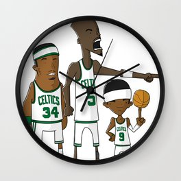 The New School Wall Clock