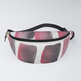 21 | 190321 Watercolour Abstract Painting Fanny Pack