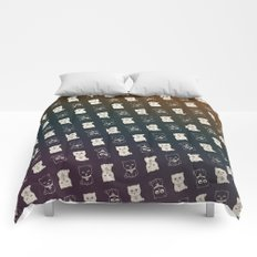 FORTUNE PATTERN Comforters