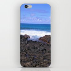 Lose Sight of the Shore iPhone & iPod Skin