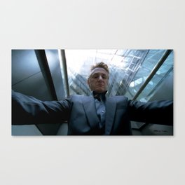 Sean Penn in the film The Tree of Life (Terrence Malick - 2011) Canvas Print