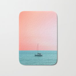 Sail Away Bath Mat