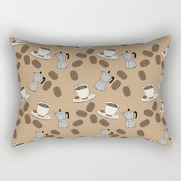 I love Coffee Rectangular Pillow