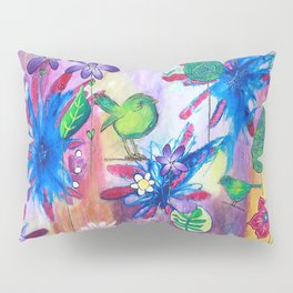 Live Gently Upon This Earth Pillow Sham
