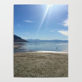The Great Salt Lake Poster