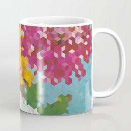 Chrysanthemums 3 Coffee Mug