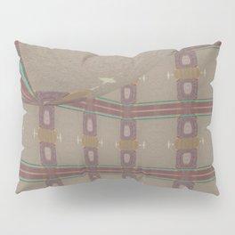 Pallid Minty Dimensions 19 Pillow Sham