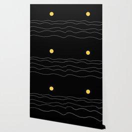 Black Ocean Wallpaper