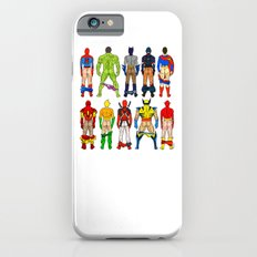 Superhero Butts iPhone 6s Slim Case