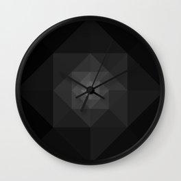 100 GREYS Wall Clock