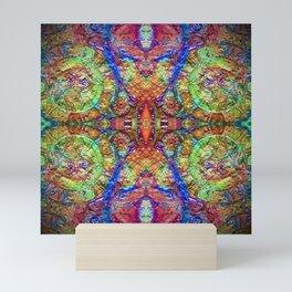 Kaleidoscope Eyes Mini Art Print