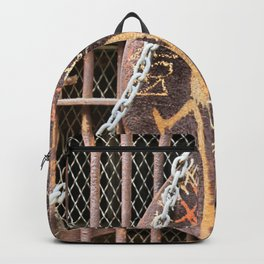 Spray Paint Secret Lover Backpack