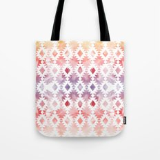 Native Watercolor Tote Bag