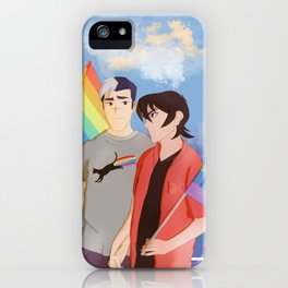 Happy Pride Month! iPhone Case