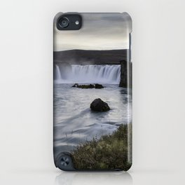 Godafoss Waterfall Iceland iPhone Case