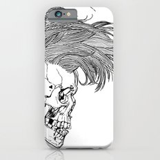 Death is New Punk Slim Case iPhone 6s