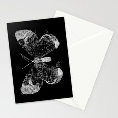 Butterfly Wanderlust Stationery Cards
