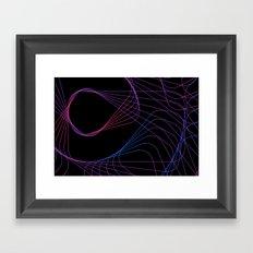 Spirowire Framed Art Print