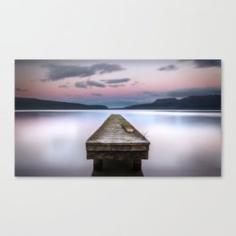 Lake Tarawera - Rotorua - New Zealand Canvas Print