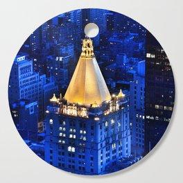 New York Life Building Cutting Board