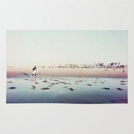 Ocean Beach, San Diego Rug