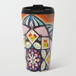 Fulfillment Mandala - מנדלה הגשמה Travel Mug