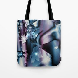 "ORCHIS ""Joy in Laughter"" Tote Bag"