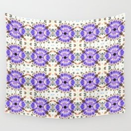 Tender lilac flowers Wall Tapestry