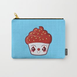 Spooky Cupcake - Killer Clown Carry-All Pouch