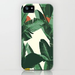 Crystal Gardens Pattern iPhone Case