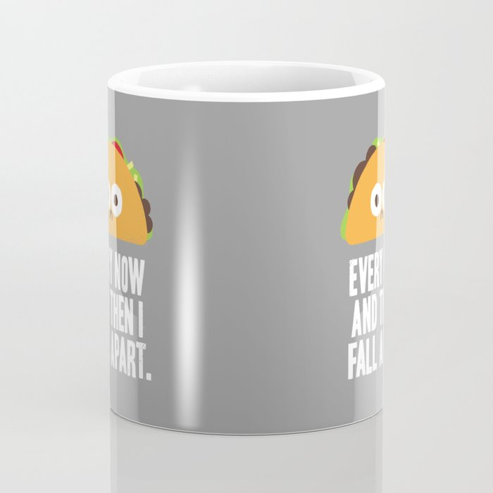 Taco Eclipse of the Heart Coffee Mug