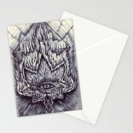 Rise and Fall Stationery Cards