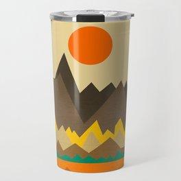 Textures/Abstract 107 Travel Mug