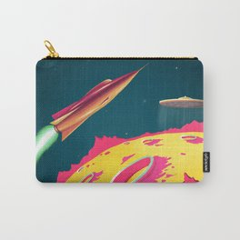FLYING SAUCERS ATTACK Carry-All Pouch