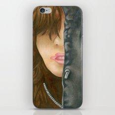 Who's That Girl? iPhone & iPod Skin