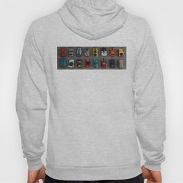 1980's Toy Cars Hoody