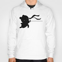 fight Hoodies featuring Fight by Doodleby