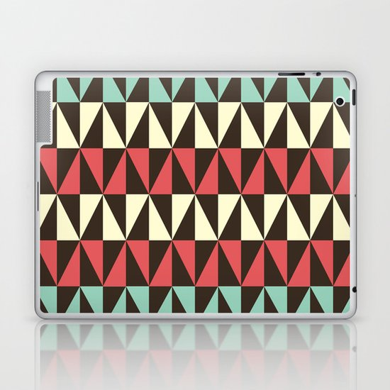Retro pattern Laptop & iPad Skin