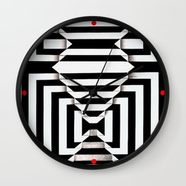 Geometric 5371 Wall Clock