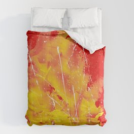 Explosion of colors_5 Comforters