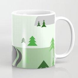 Wilderness eScape Coffee Mug